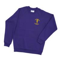 Bow Brickhill Sweatshirt (Purple)